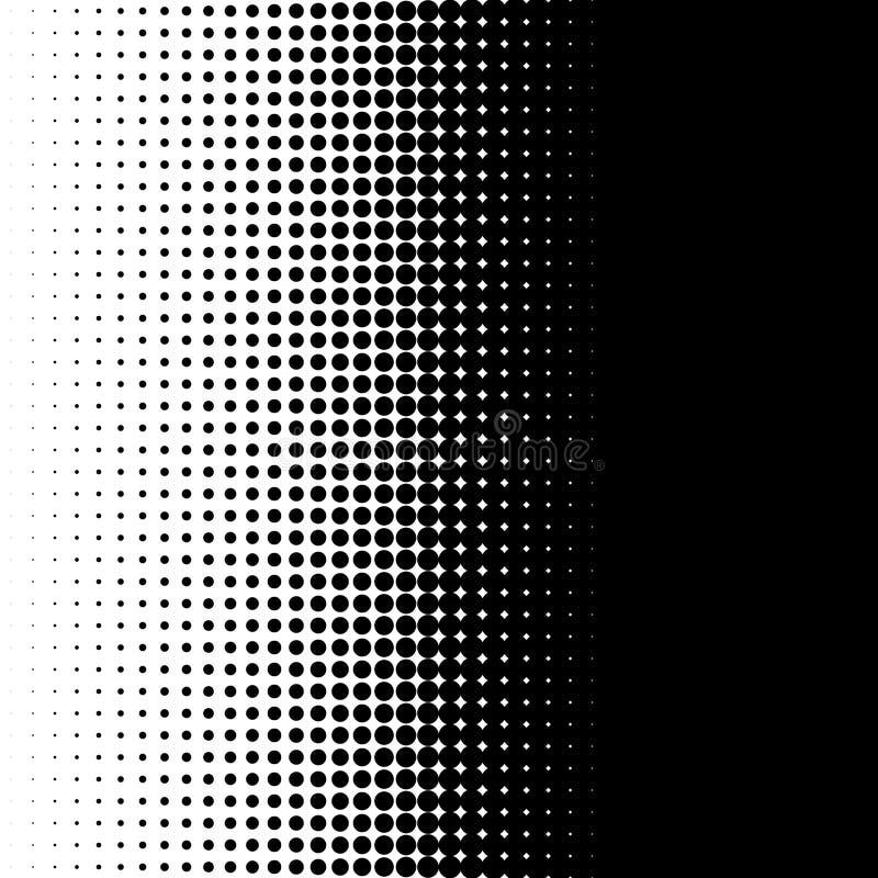 Download Вертикальная картина с точками - Monochrome Textu полутонового изображения полутонового изображения Иллюстрация вектора - иллюстрации насчитывающей вектор, половинно: 81802384