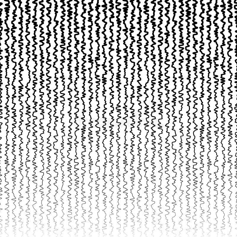 Download Вертикальное неровное, картина линий сложной формы Иллюстрация вектора - иллюстрации насчитывающей squiggle, разносторонне: 81801345