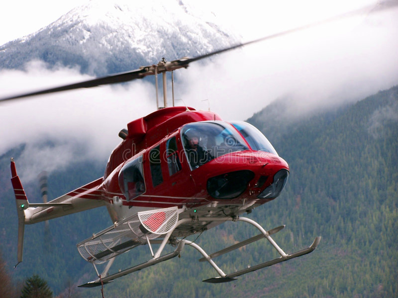 вертолет стоковая фотография