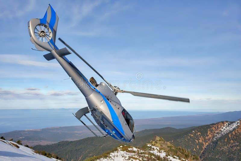 Вертолет Байкал стоковые фото