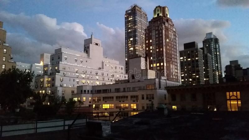 Верхнее eastside стоковое изображение rf