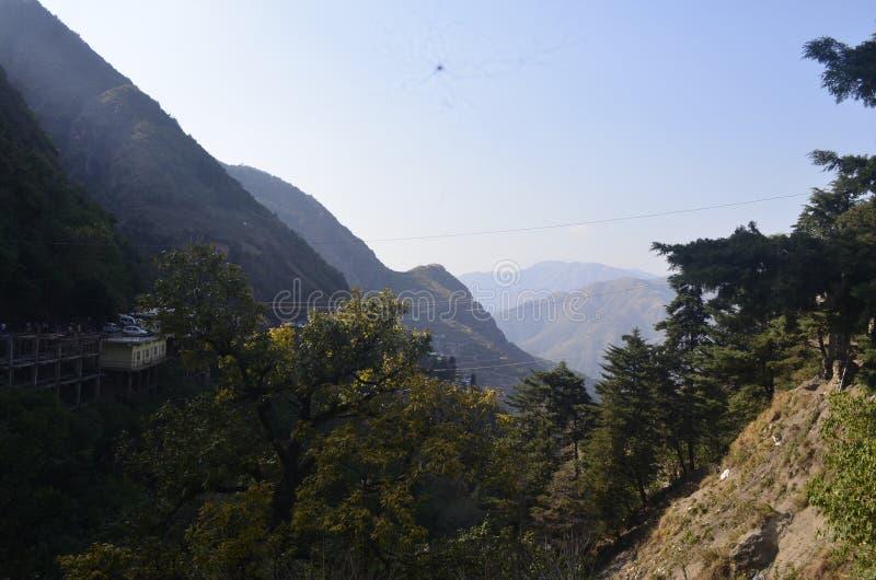 Верхние холмы стоковое изображение rf