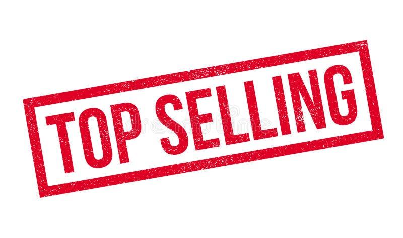 Верхняя продавая избитая фраза иллюстрация штока