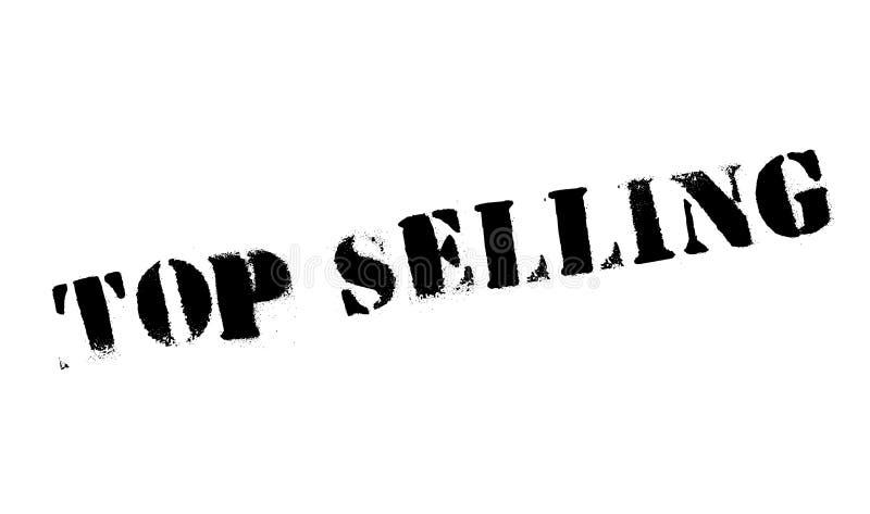 Верхняя продавая избитая фраза бесплатная иллюстрация