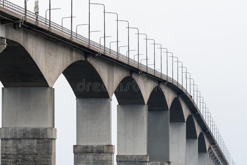 Верхняя часть моста стоковые изображения rf