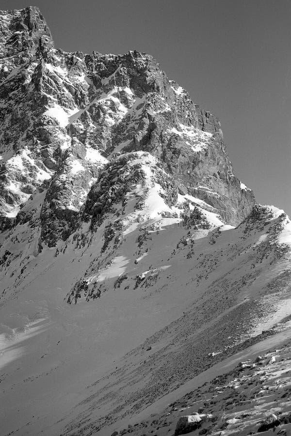 верхняя часть снежка стоковые изображения