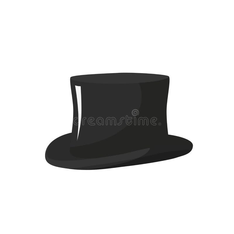 Верхняя шляпа бесплатная иллюстрация