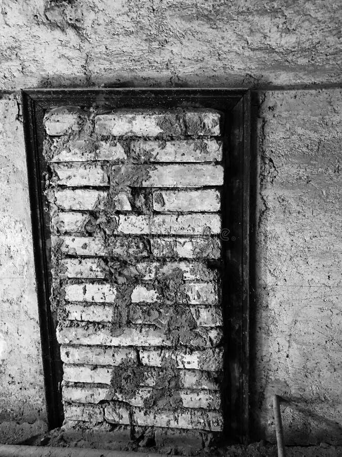 дверь ничего к стоковые фотографии rf
