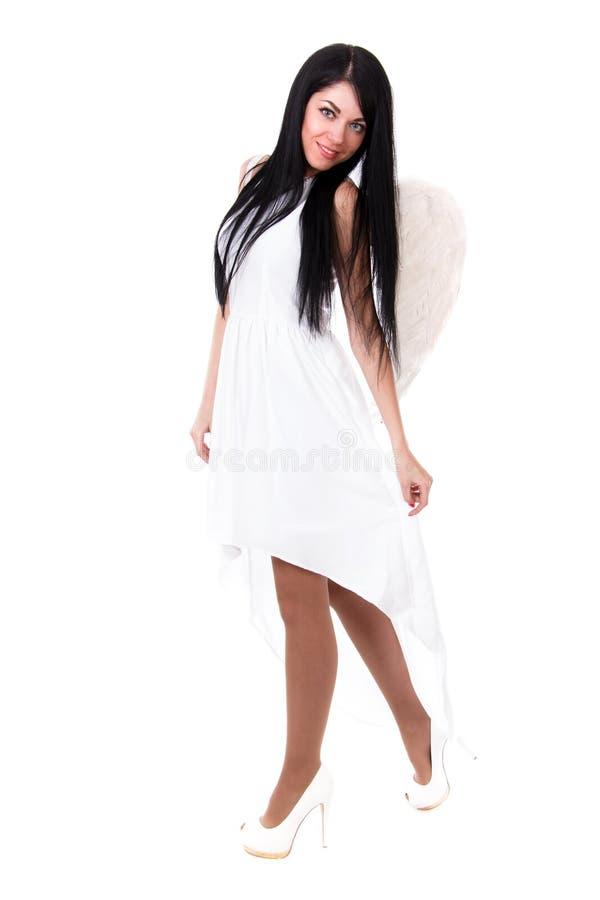 Веселый ангел стоковые фотографии rf