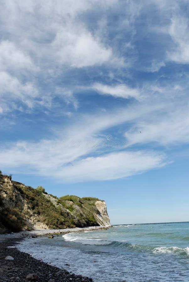 весеннее время kap arkona стоковое изображение