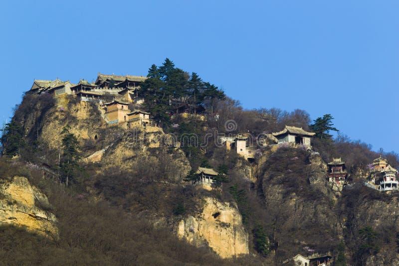 Весна горы Kongdong стоковое фото rf
