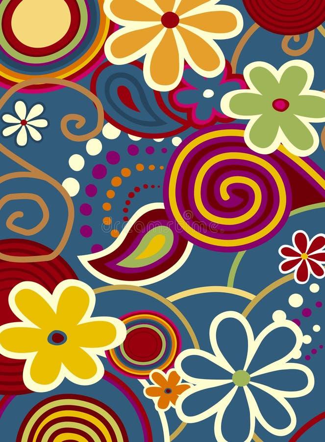весна лихорадки иллюстрация вектора