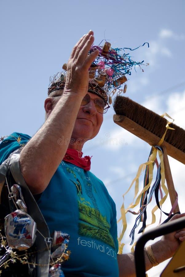 весна парка парада ga празднества atlanta inman стоковые фото