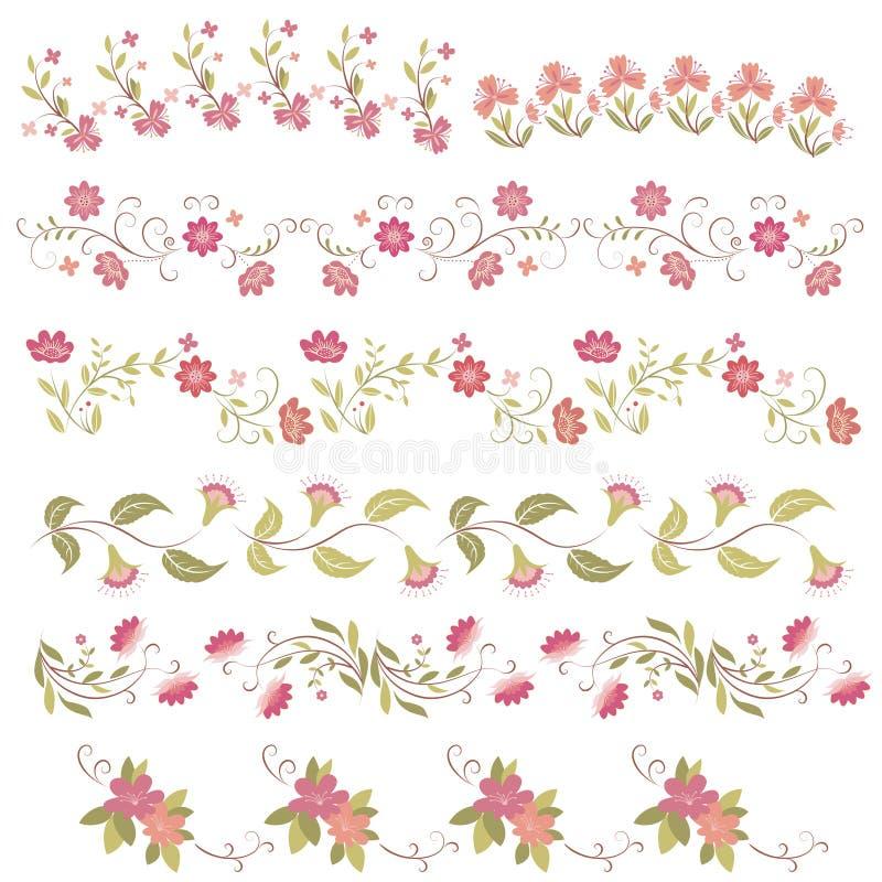 Весна цветет рамки бесплатная иллюстрация