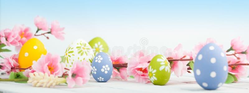 весна цветков пасхальныхя стоковое изображение rf