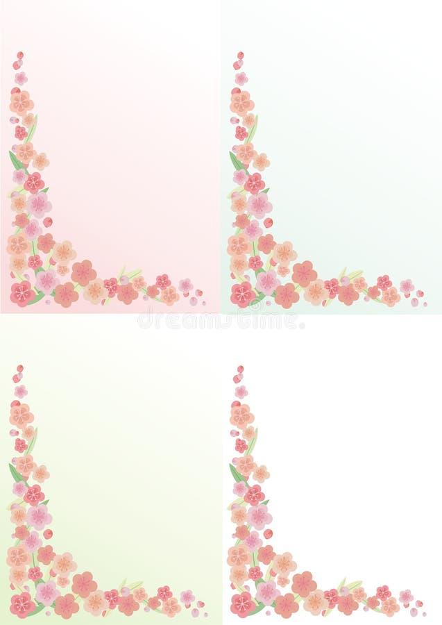 весна цветков иллюстрация штока