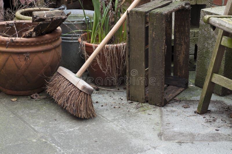 весна чистки стоковое изображение rf