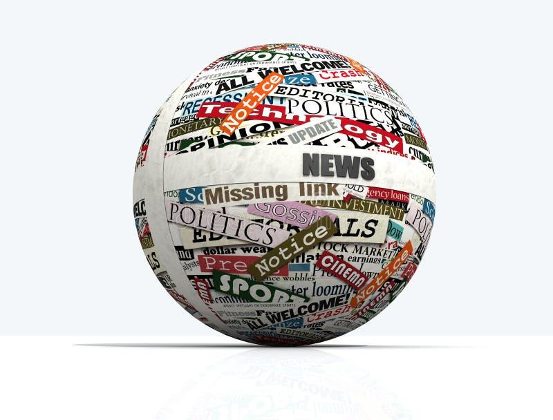 весточка глобуса бесплатная иллюстрация
