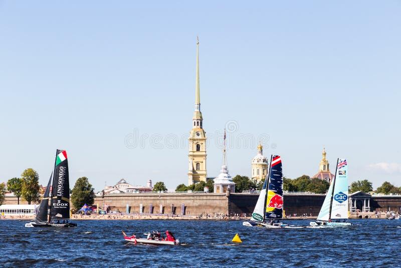 весьма серия sailing стоковое фото