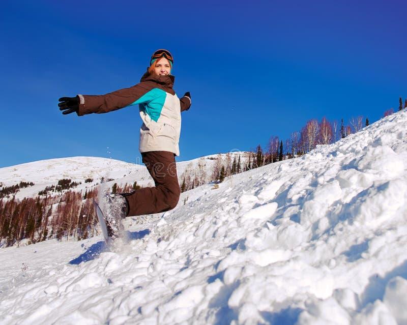 Download весьма snowboarder стоковое фото. изображение насчитывающей лыжник - 40591068