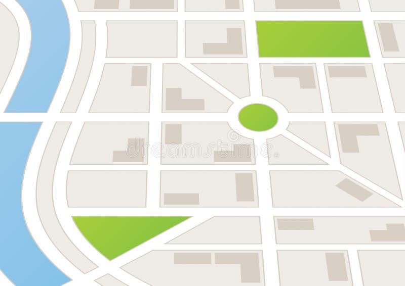 весь город изменения предпосылки красит легкие слои архива элементов карта безшовная выбирает отделенный вектор swatches иллюстрация штока