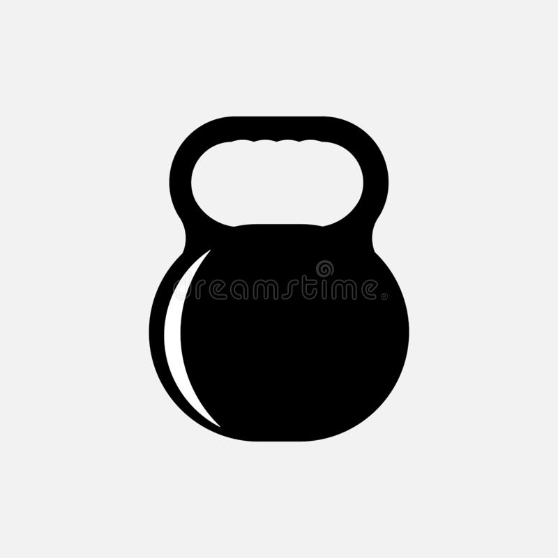 Вес значка, веся иллюстрация вектора