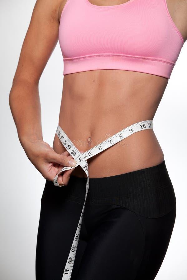 вес потери стоковое изображение