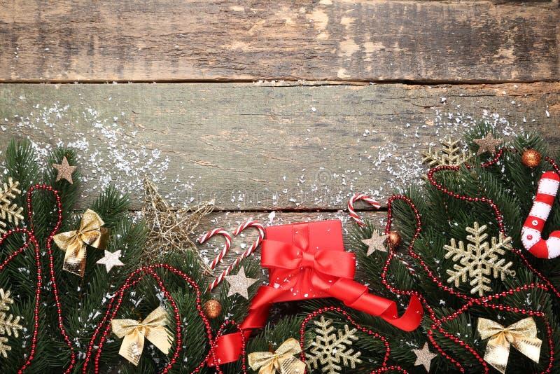 Ветви ели рождества стоковая фотография