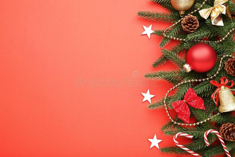 Ветви ели рождества стоковые фотографии rf