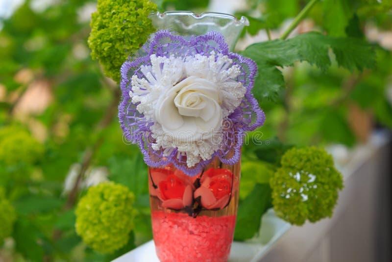 Ветвь сирени, цветков весны стоковое изображение