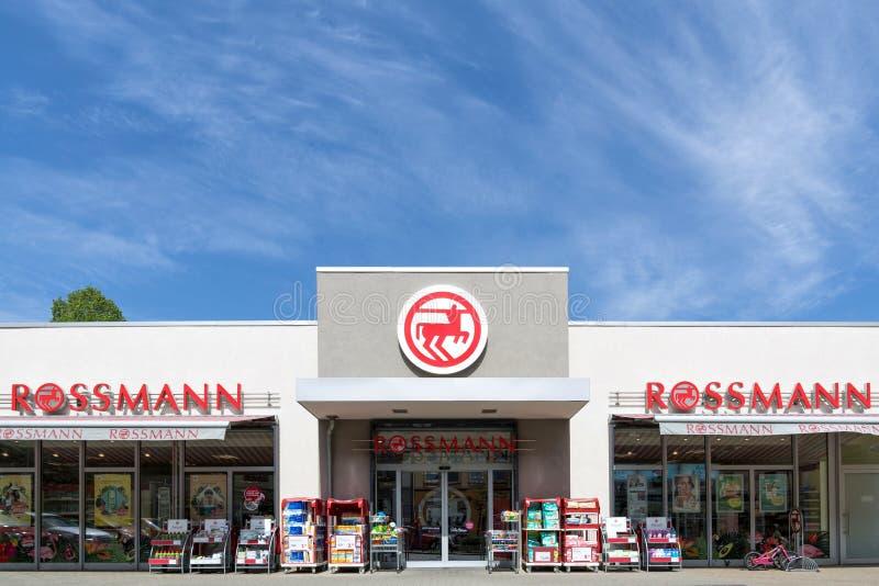 Ветвь Rossmann стоковая фотография rf