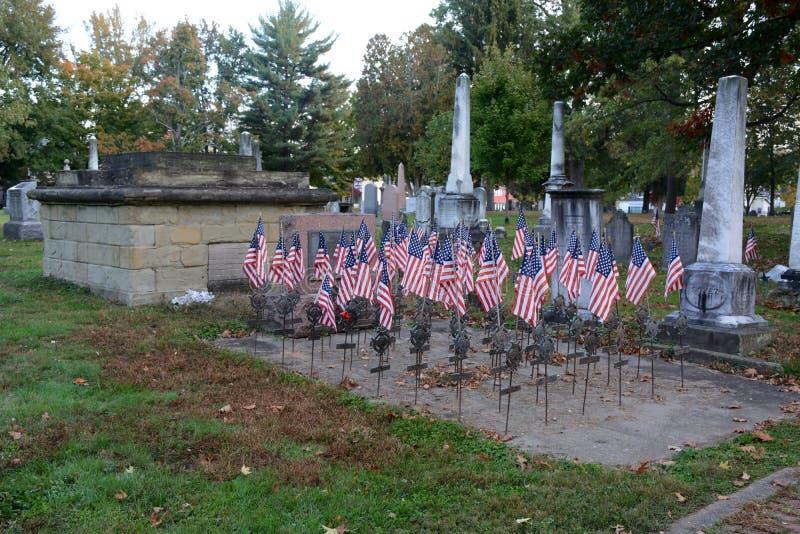 Ветераны войны за независимость в США мемориальные стоковое изображение