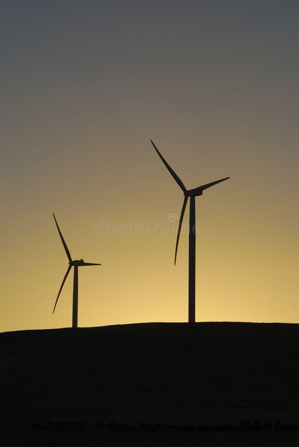 ветер генератора стоковые изображения