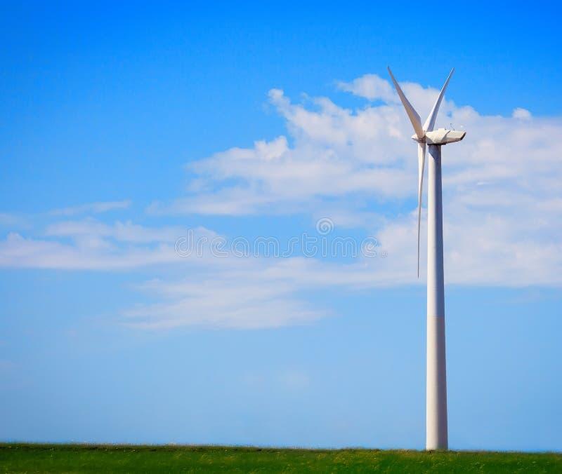 ветер генератора стоковые фотографии rf