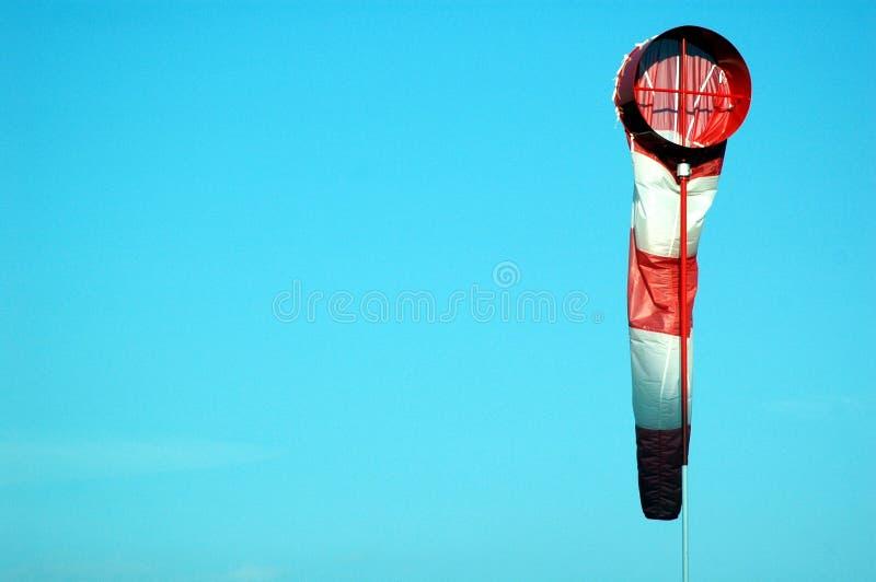 ветер носка стоковое изображение rf
