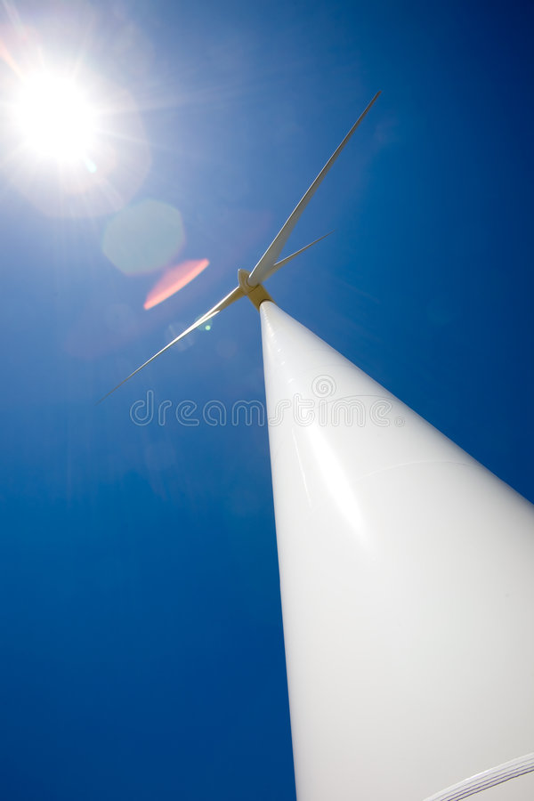 ветер солнца стоковое фото