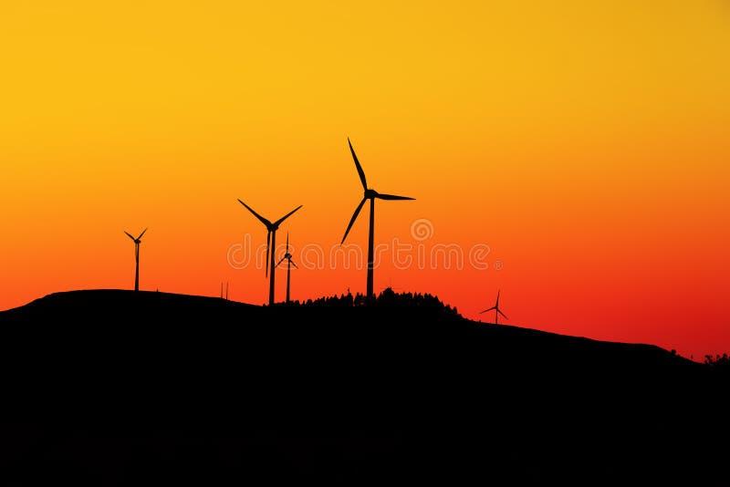 ветер станов стоковые фотографии rf