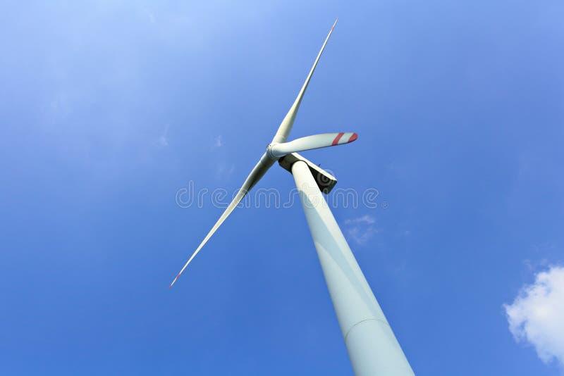 ветер технологии энергии стоковое изображение rf