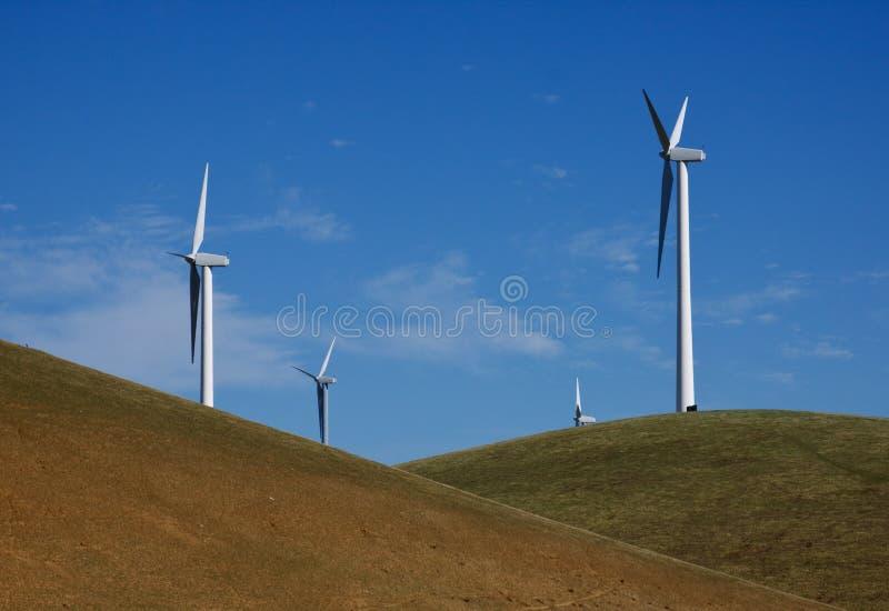 ветер турбин стоковое фото