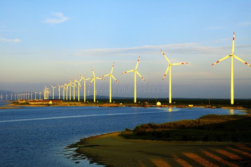 ветер управляемого генератора стоковая фотография