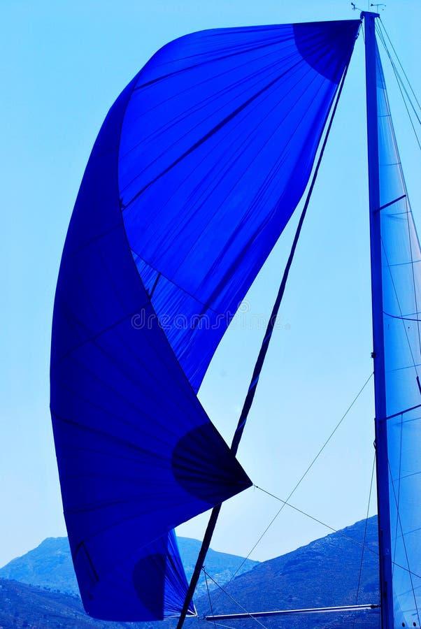 ветрило стоковое фото rf
