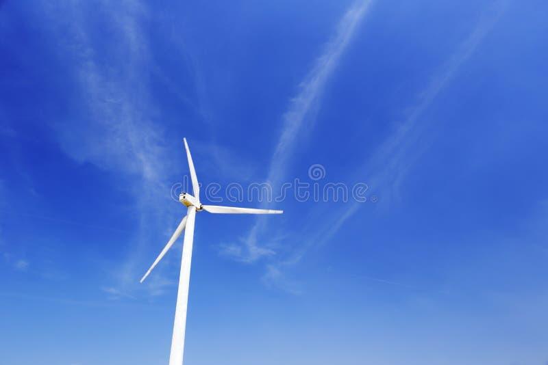Ветрогенератор стоковое фото