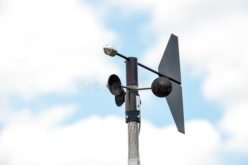 ветромеры стоковое фото