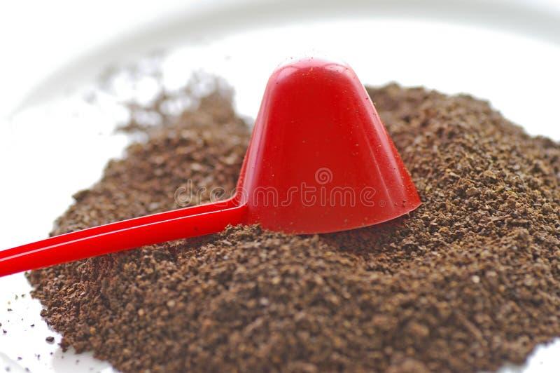 Ветроуловитель кофе & кофе стоковые изображения rf