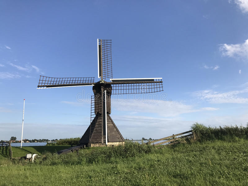 Ветрянка Дориса Mooltsje стоковая фотография