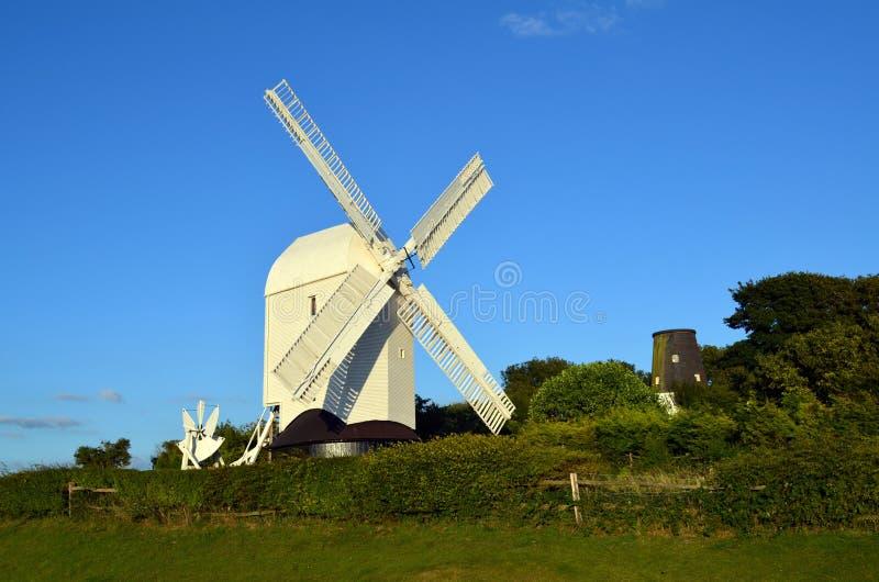Ветрянка Сассекс стоковая фотография