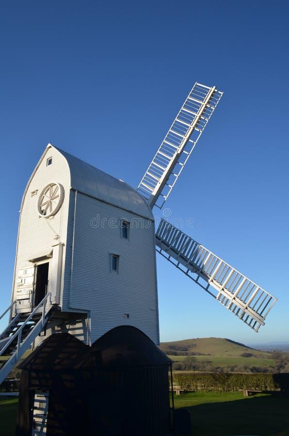 Ветрянка Сассекс стоковое фото