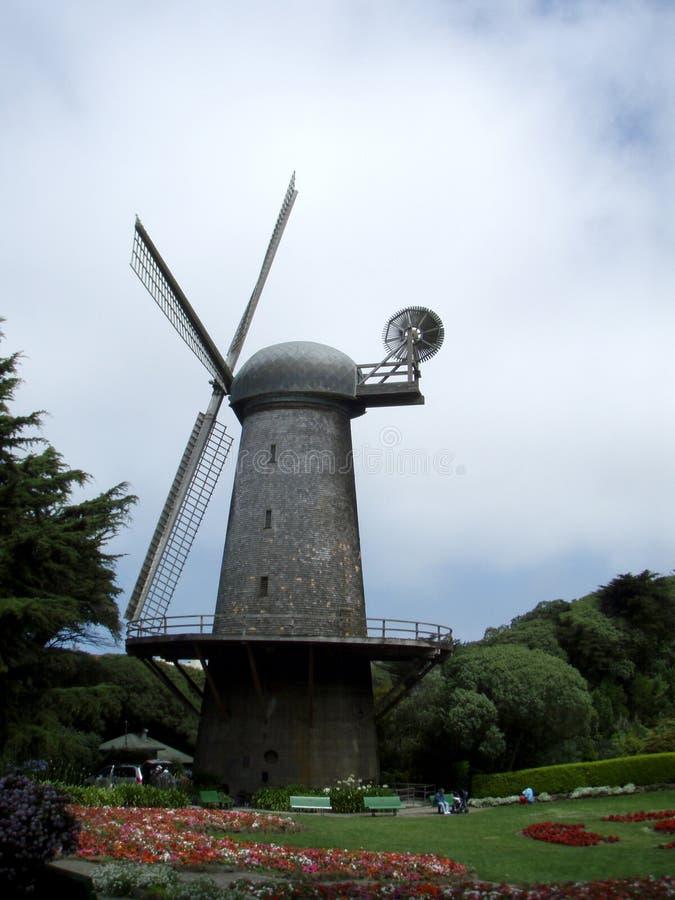 Ветрянка Golden Gate Park северная голландская стоковые изображения
