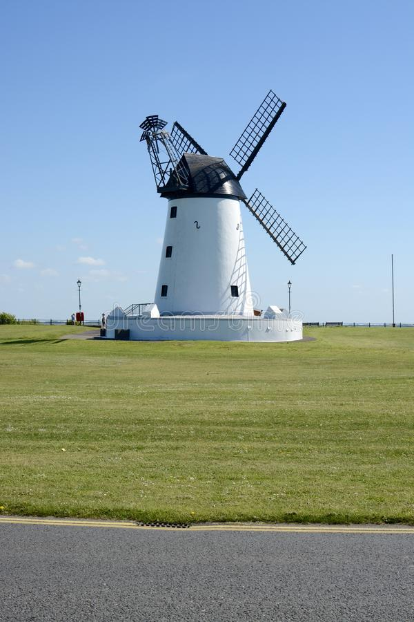 Ветрянка Lytham стоковые изображения rf