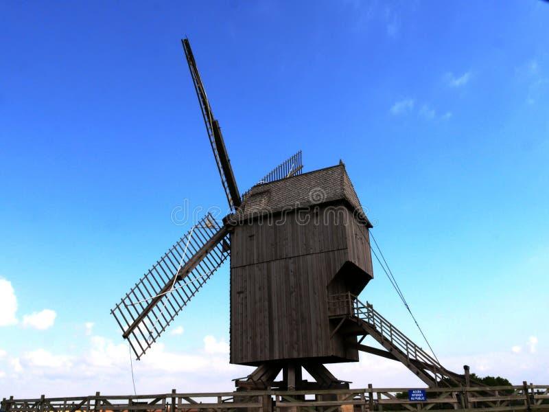 Ветрянка Valmy в Argonne стоковые изображения rf
